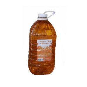 КЕМ - Универсален почистващ препарат , Тропически цветя 5 л.