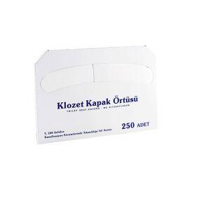 РУЛОПАК -  Покривало за тоал. дъска, 250 бр. (R-2613)