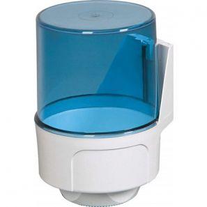 ПАЛЕКС - Диспенсър за кухн. ролка с централно изтегляне - прозрачно синьо (3458-1)