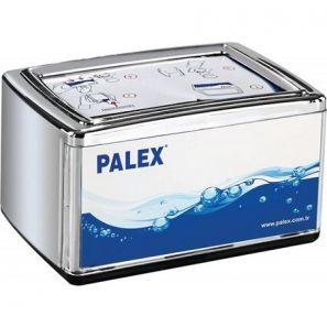ПАЛЕКС - Диспенсър за салфетки за маса - хром (3536-K)
