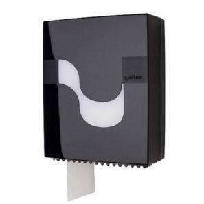 СЕЛТЕКС Диспенсър за тоал. хартия МИНИ Celtex, черен C92210