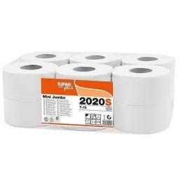 СЕЛТЕКС - тоал. хартия мини джъмбо 1x12, 150 м, С2020S