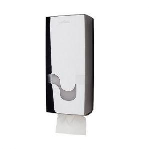 СЕЛТЕКС - Диспенсър за тоал. хартия на пачка Celtex, хром C93260