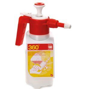 ЕПОКА - Бутилка с помпа под налягане EP TEC 1000 мл. - 360 градуса (7669.R011)