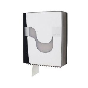 СЕЛТЕКС Диспенсър за тоал. хартия МИНИ Celtex, ХРОМ C93210