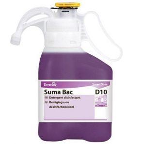 ДИВЪРС - Сума бак  D10(Смарт доза) - 1,4 л. (G12690)