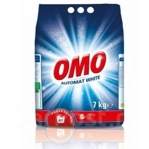 ДИВЪРС - OMO Прах за пране 7 кг./ за бяло (G12350)