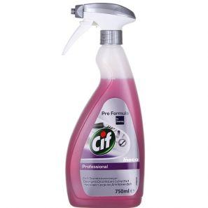 ДИВЪРС - Циф Про Формула 2 в 1 почиства и  дезинфекцира - 750 мл./100887790/