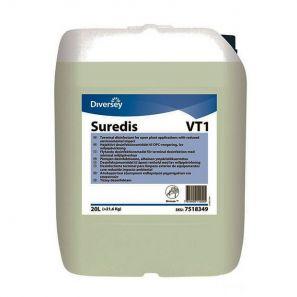 ДИВЪРС - Шюредис Краен дезинфектант за поръхности в ХВП VT1 NV - 20 л. (7518349)