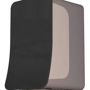 НОФЕР - Сешоар - ръце Nofer, FUSION  - черен (01871.BK)