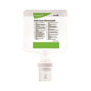 ДИВЪРС - Софт Кеър Дермасофт - Възстановяващ крем без аромати - 1,3 л. (100938654)