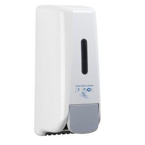 ХИПРОМ - Диспенсър за дезинфектант за тоал. дъска - бял (0420-020)