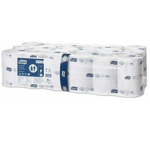 Торк - Тоал. хартия Т2, 2 пл., рециклирана (36 рол./стек) Coreless Mid-Size (472199)