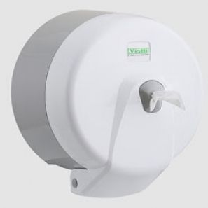 Диспенсър за WC харт.MJ1 бяла - Мини Джъмбо (125620)