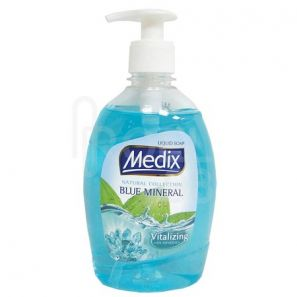 Течен сапун Медикс - помпа