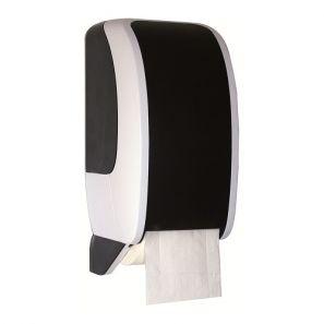 Метзгер диспенсър тоал.харт. черно-бял/COSMOS 2150/