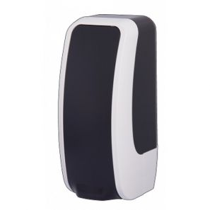 Метзгер диспенсър течен сапун на пяна черно-бял/COSMOS 1150/