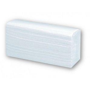 КЛИЙН - Хартиени кърпи за ръце, 100% цел. Z ,двупластови 200 бр. (709151-10480)(11004)