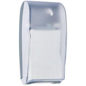 МАР - Диспенсър за салфетки за маса - сиво/син (прозрачен) (А89917)