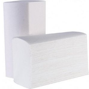 Кърпи за ръце, Z - целулоза,2пл. (180бр.) (11004-180)