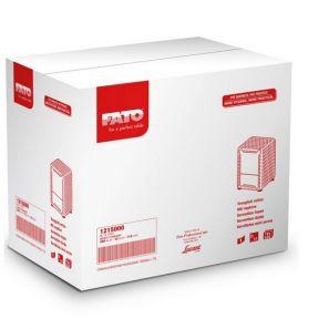 ЛУКАРТ -Fato - барови салфетки бели 17х17 , 3000 бр./кутия -812150000