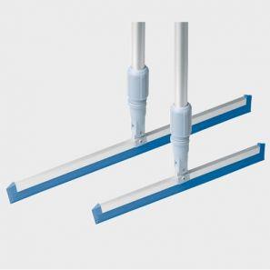 ВИЛЕДА - Мулти скуиджи 50 см. Синьо с чупещо рамо - (114472)(114474)