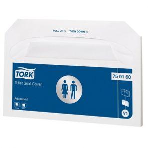 Торк - Покривала Tork Advanced Vip Seat V1 / 250 листа (750160-39)